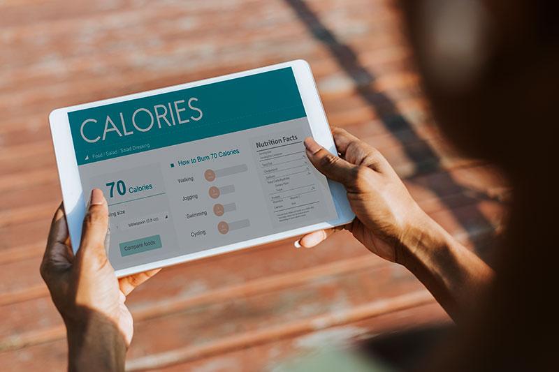 bao nhiêu calo để giảm cân