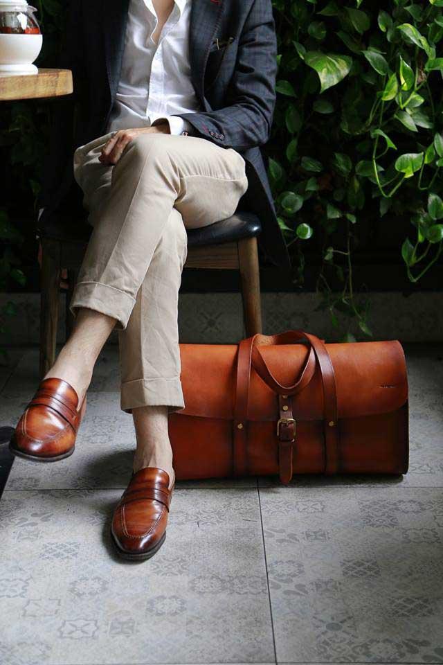 Giày Tây Nam Marengo Shoemaker