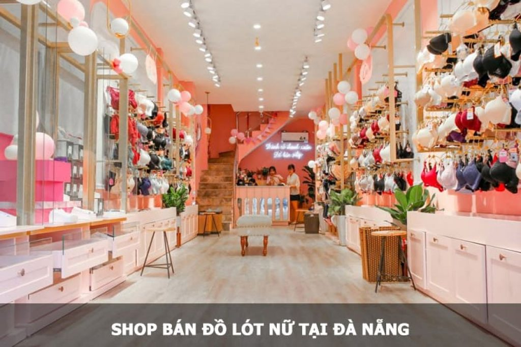 Shop bán đồ lót Nữ tại Đà Nẵng