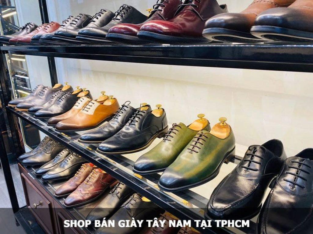 Các shop bán giày Tây Nam tại TPHCM