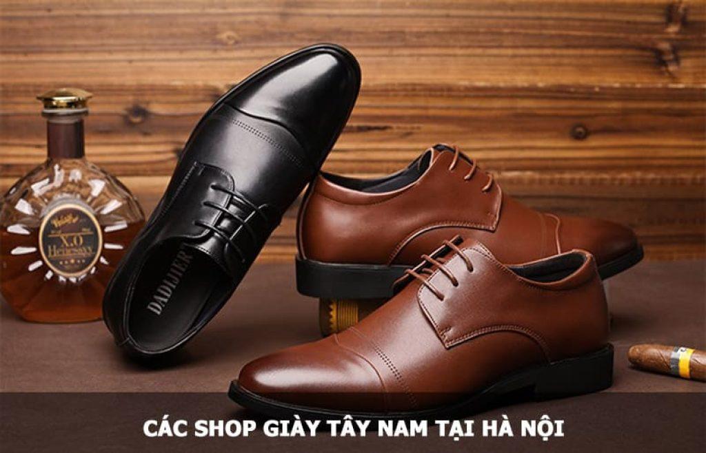 Các Shop giày Tây Nam tại Hà Nội