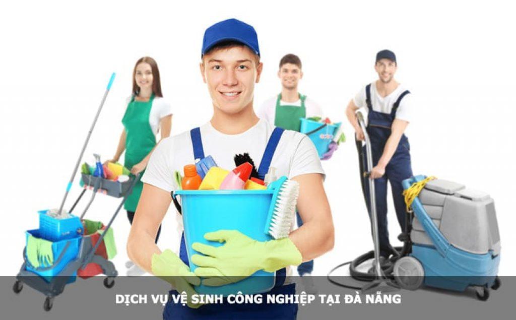 Dịch vụ vệ sinh công nghiệp tại Đà Nẵng