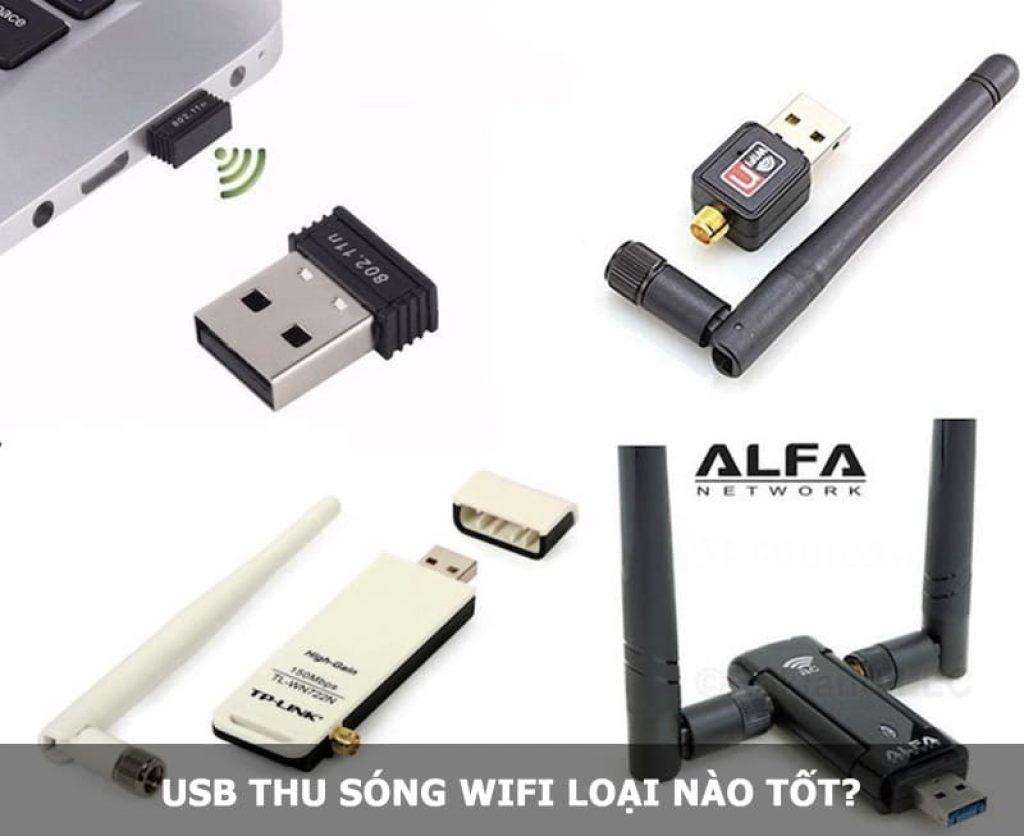 USB thu sóng WiFi