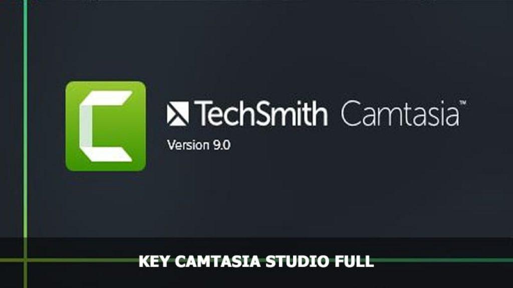 Key Camtasia Studio Full