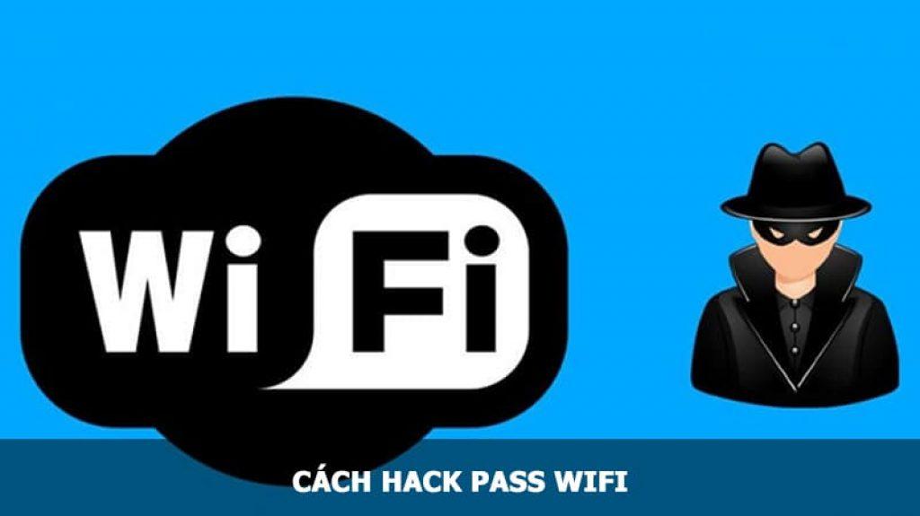 Hack pass WiFi