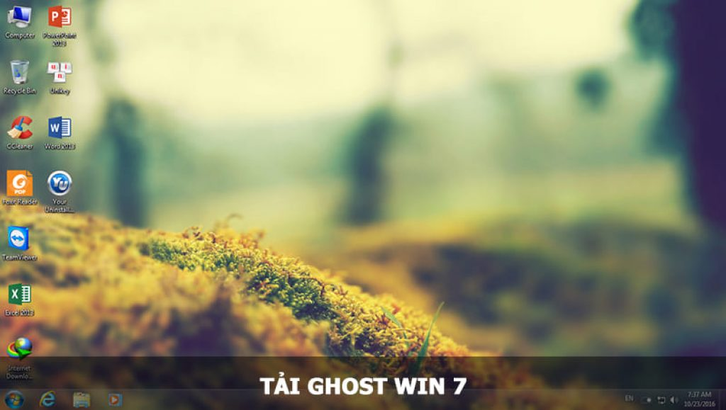 Ghost Win 7