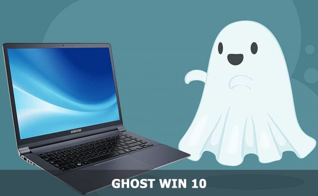 Ghost win 10