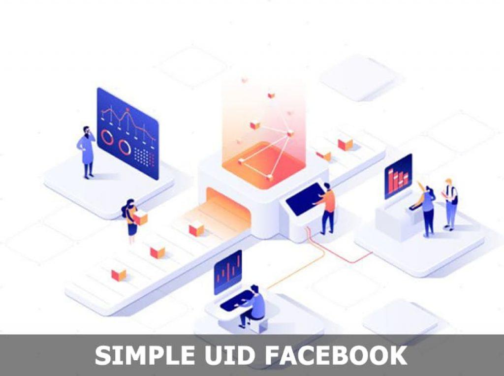 Simple UID Facebook