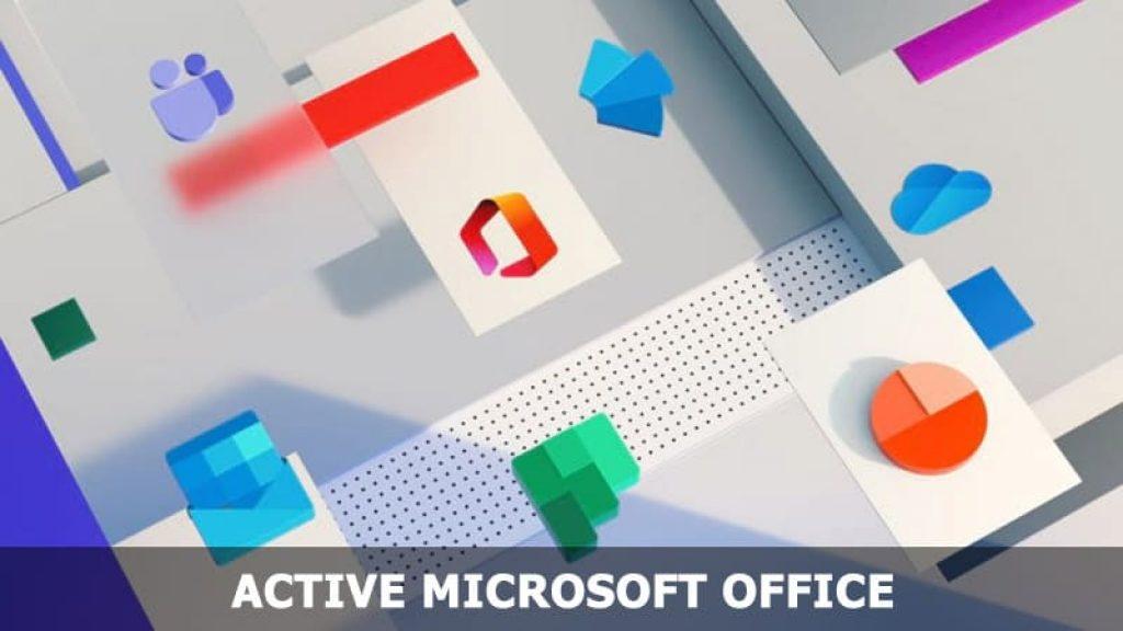 Active Microsoft Office