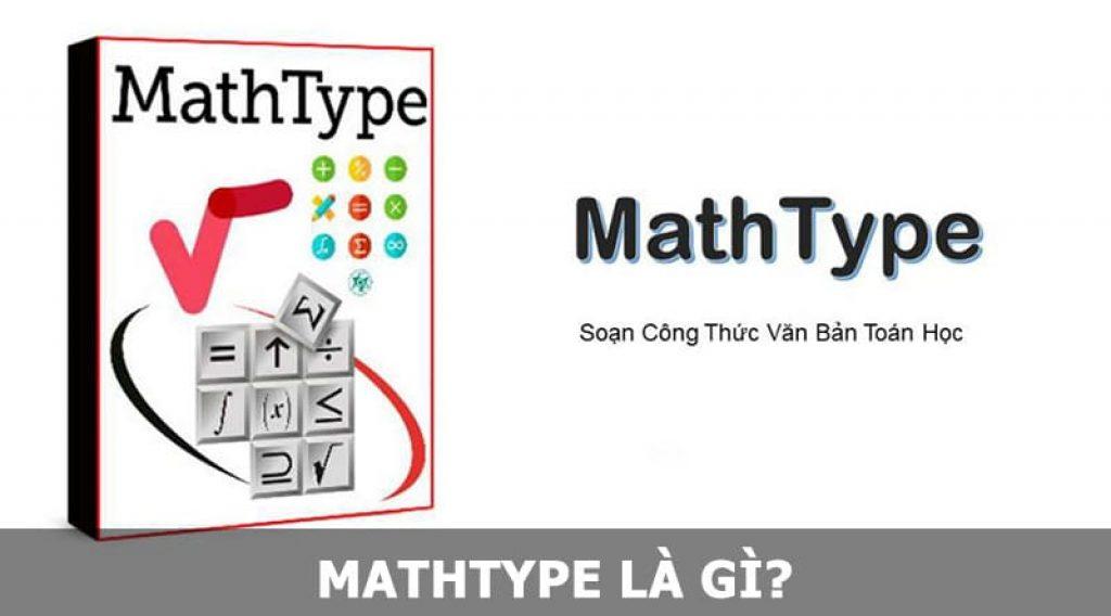 Mathtype là gì?