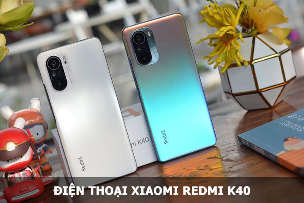 điện thoại xiaomi redmi k40